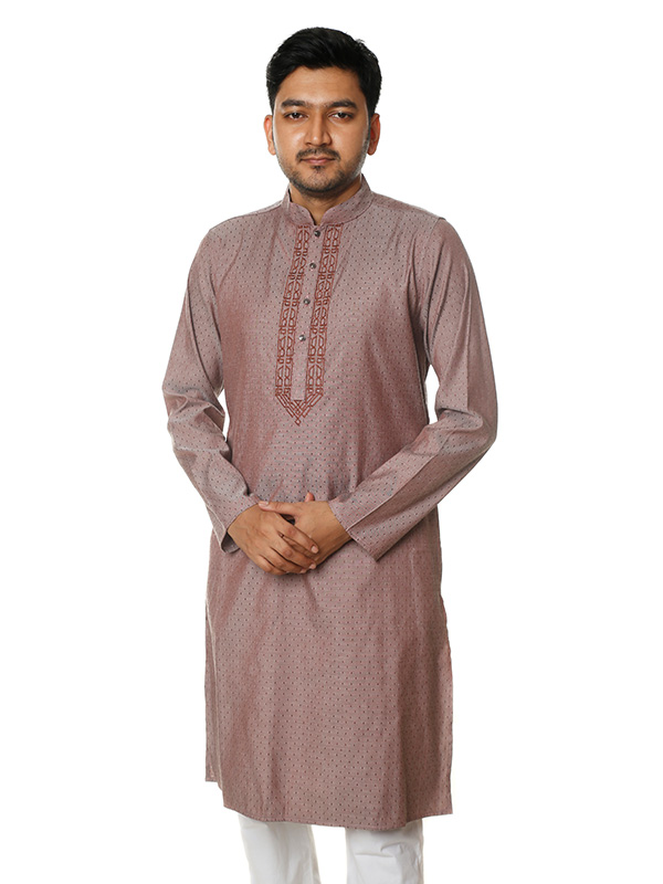 MEN'S SLIM FIT PANJABI