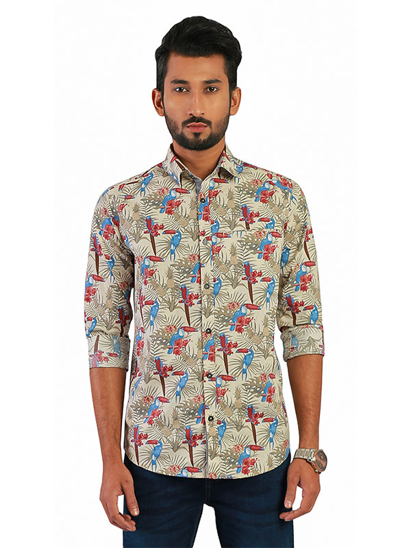 MEN'S CASUAL SHIRT