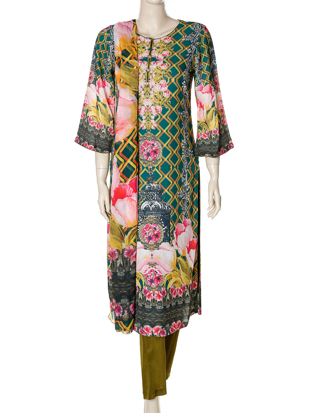 LADIES ETHNIC 3 PCS
