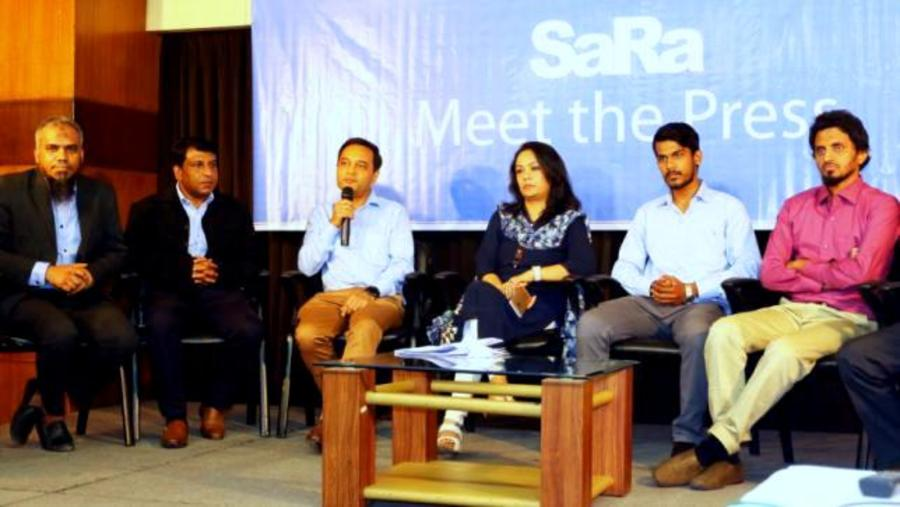 sara starts its journey in dhaka